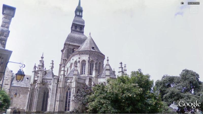 STREET VIEW : les édifices religieux Dinan_11