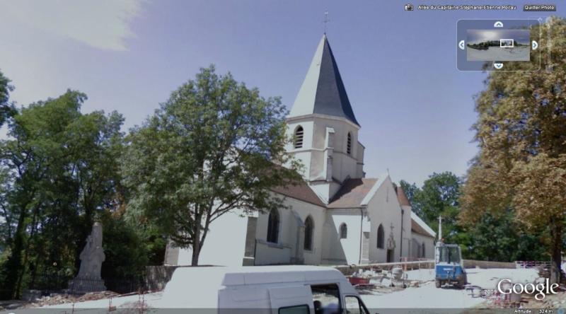 STREET VIEW : les édifices religieux Fontai10