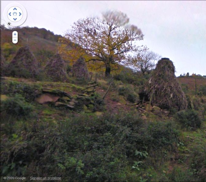 STREET VIEW : Les animaux Hutte10