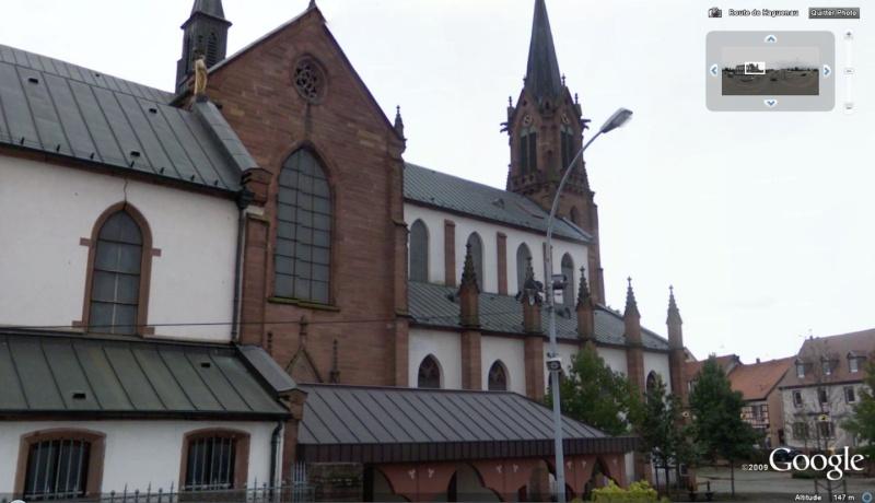 STREET VIEW : les édifices religieux Marien10