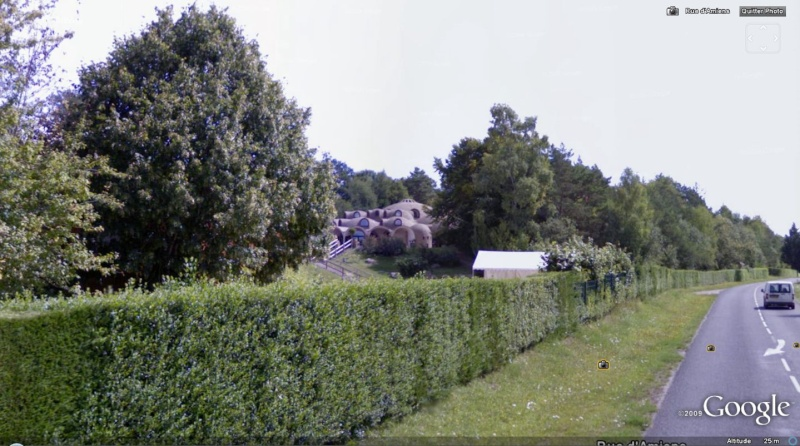 STREET VIEW : le Parc Samara. Pavillon des expo et Arboretum Parc_s10