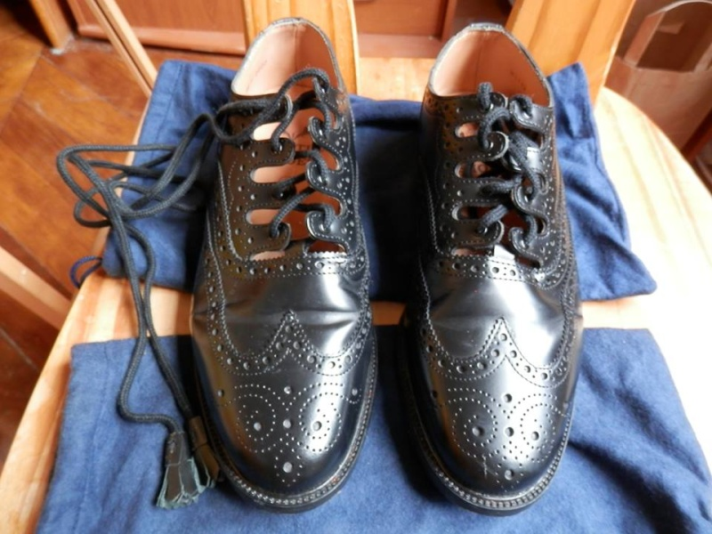 Ghillies brogues 18149210