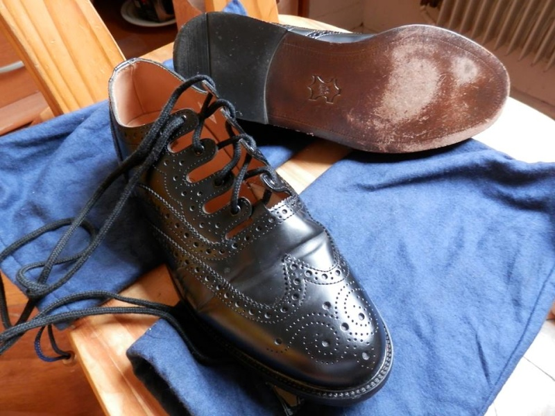 Ghillies brogues 93530610