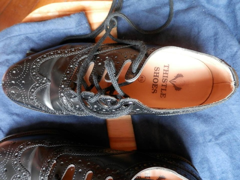 Ghillies brogues 94571910