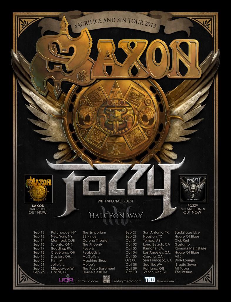Sacrifice World Tour 2013/2014 - Page 3 Saxon_10