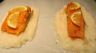 Darnes de saumon en croûte de sel Img_1513