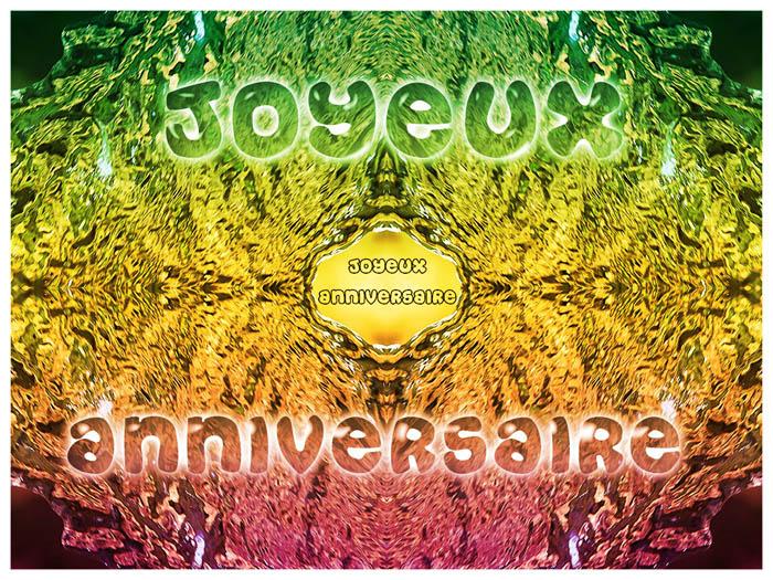 Joyeux Anniversaire, AlainG Joyeux10