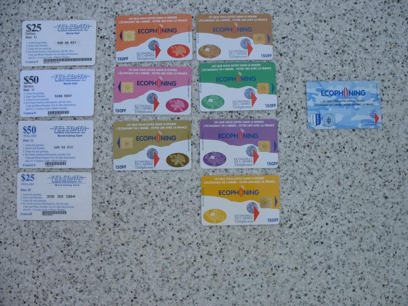 Cartes téléphoniques FORPRONU, IFOR, KFOR Img_0040