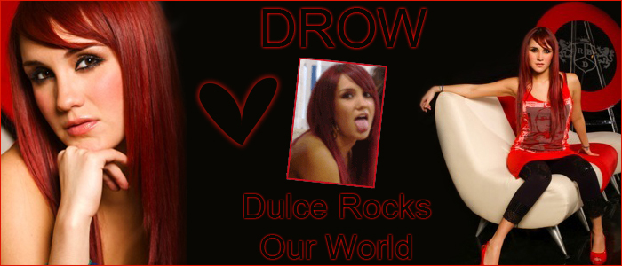 ☮ Dulce Rocks Our World ☮