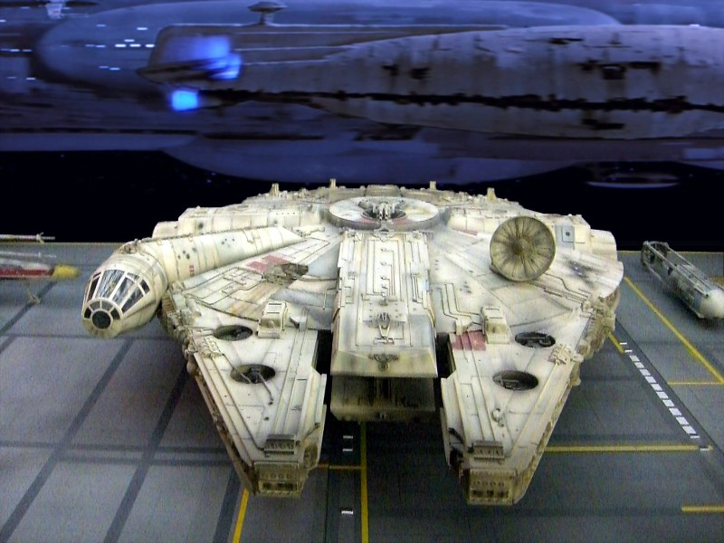 une superbe representation du hangard rebelle Fm010