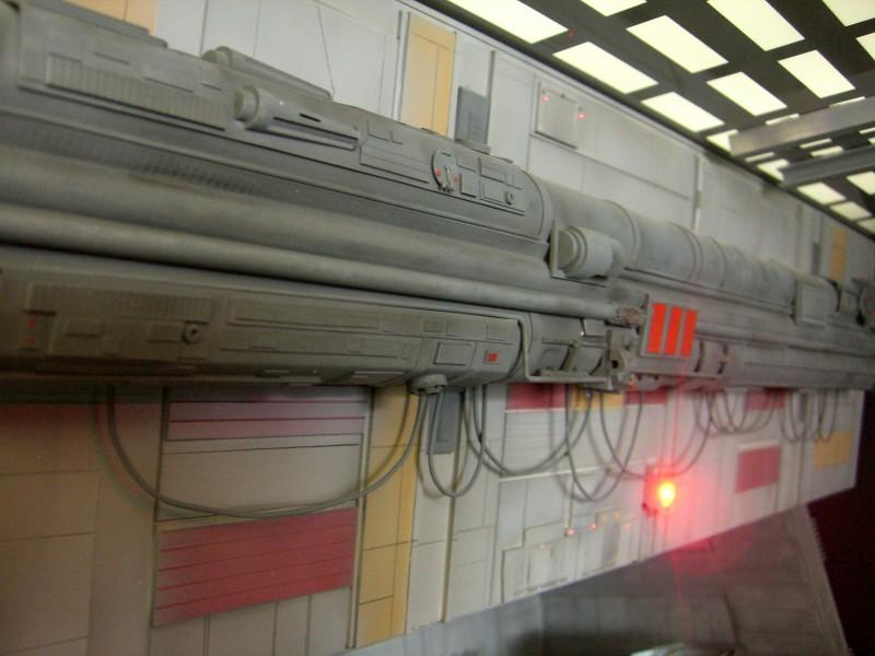 une superbe representation du hangard rebelle Fm2810