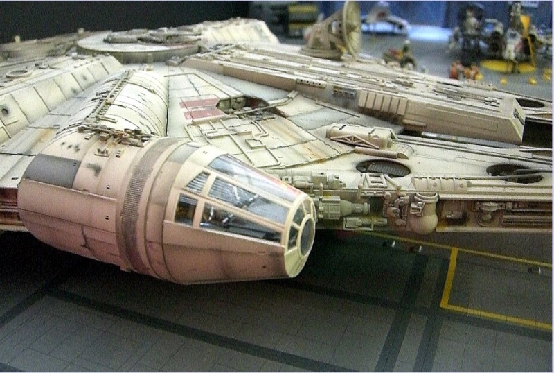 une superbe representation du hangard rebelle Fm3110