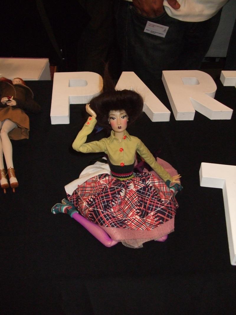 [Photos] FESTIVAL PARISIEN de la POUPEE Mars 2009 Dscf2950