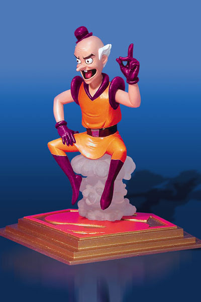 Mr . MXYZPTLK  Statue 3550_a10