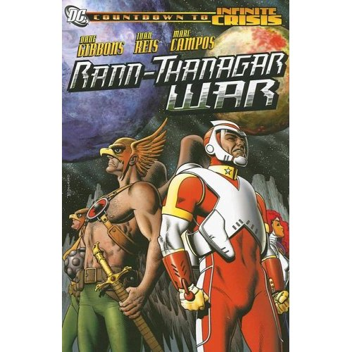 RANN - THANAGAR   WAR 51njn810