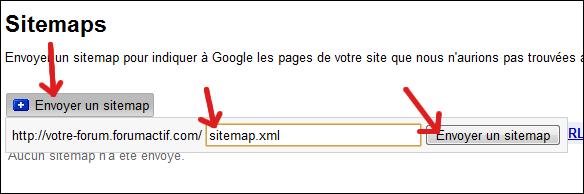 Optimiser le référencement de votre forum via Google Sitemaps 0810