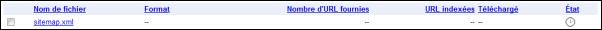 Optimiser le référencement de votre forum via Google Sitemaps 1010