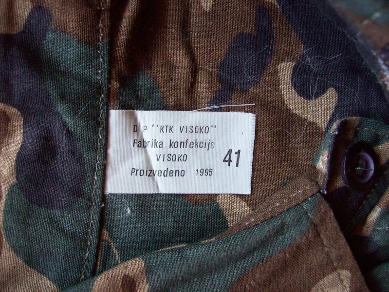 Bosnian camouflage 100_1212