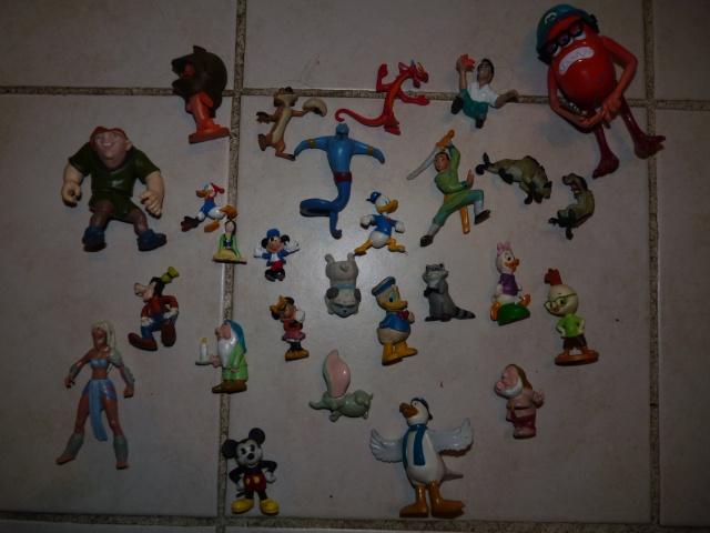 Achats brocante version Disney 01210