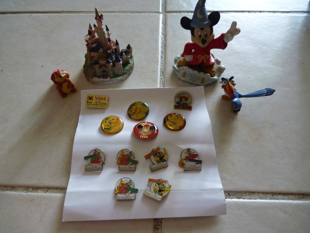 Achats brocante version Disney 04510