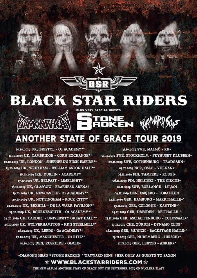 BLACK STAR RIDERS - Page 7 Bsr710