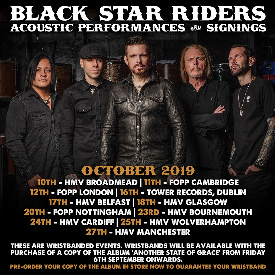 BLACK STAR RIDERS - Page 7 Bsr810