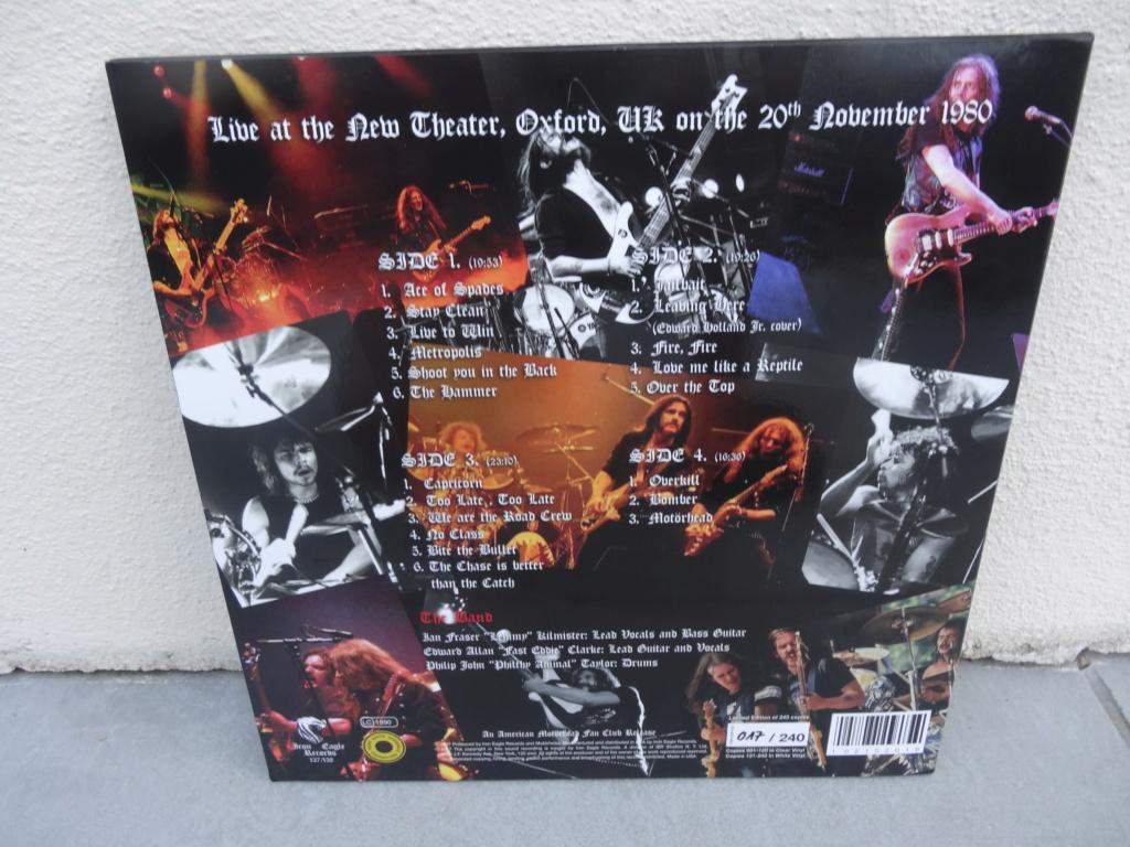 CD /DVD /Blu-ray/ LP achats - Page 9 Dsc06113