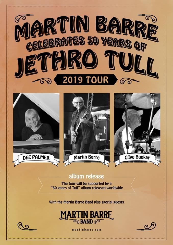 JETHRO TULL Jethro25
