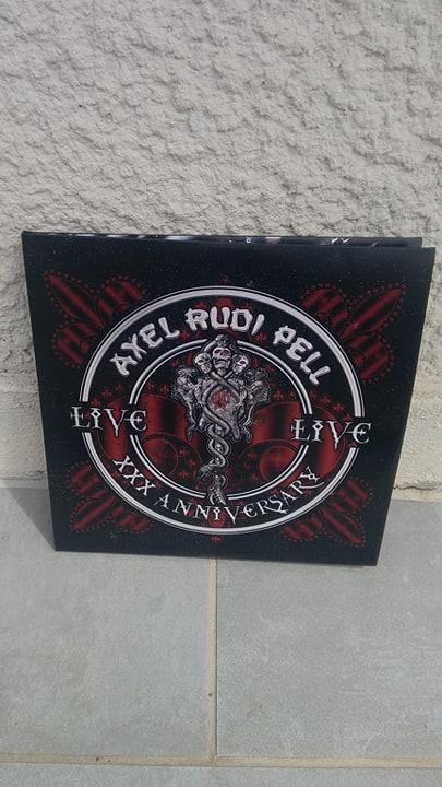 Axel Rudi Pell Pell310