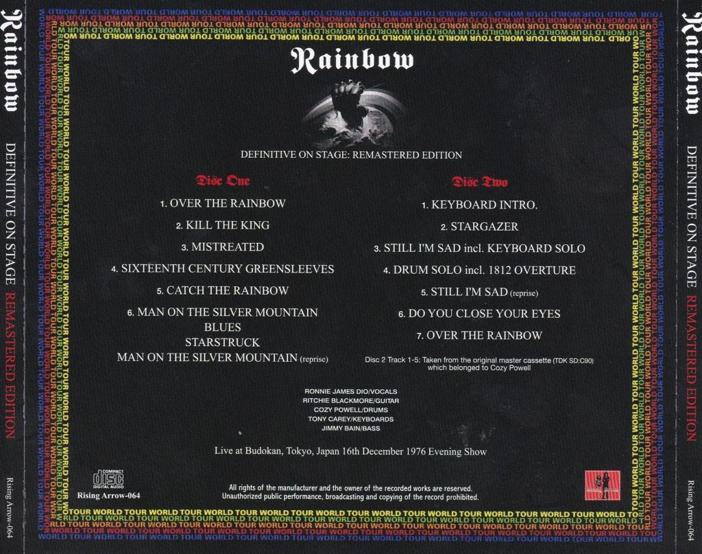 Rainbow bootlegs - Page 5 Rainbo45
