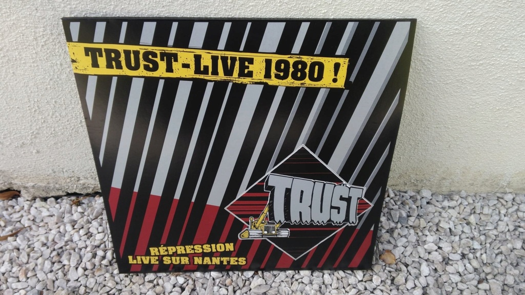 CD/DVD/LP achats - Page 19 Trust010