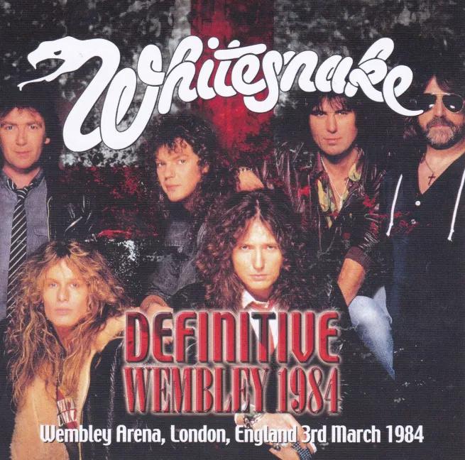 WHITESNAKE's Bootlegs Ws-def10