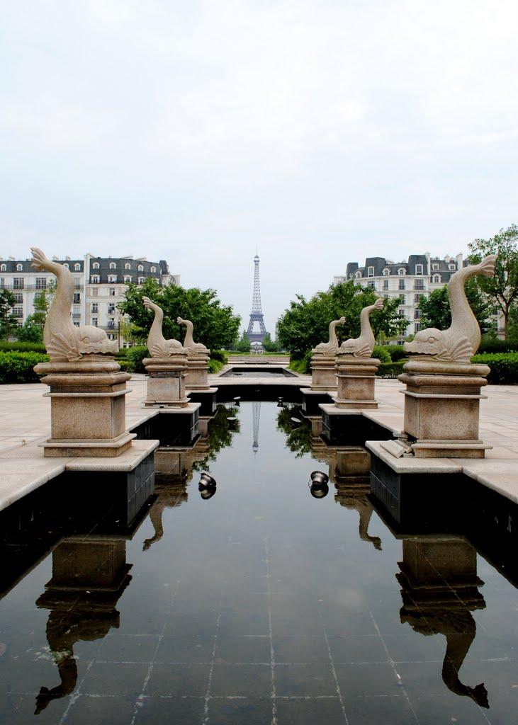 Répliques de la Tour Eiffel en Chine 62541910