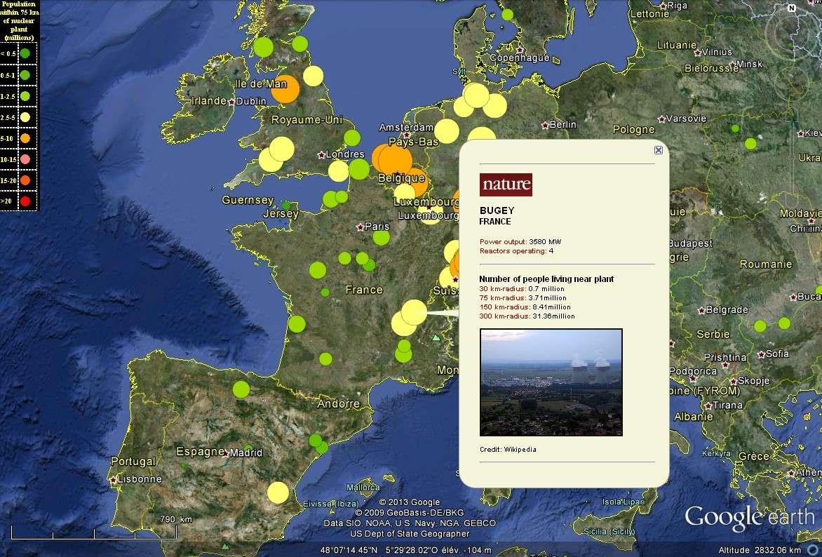 Google Earth présente les populations à risque à proximité des centrales nucléaires !! Sans_184