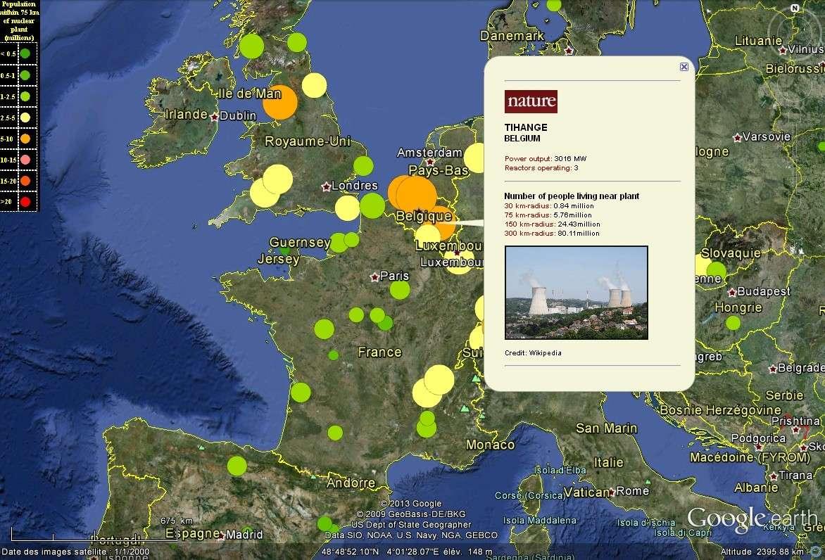 Google Earth présente les populations à risque à proximité des centrales nucléaires !! Sans_185