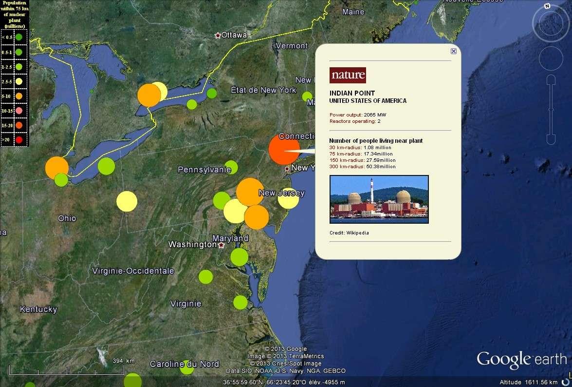 Google Earth présente les populations à risque à proximité des centrales nucléaires !! Sans_186