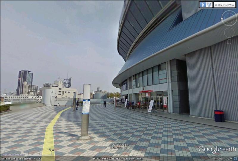 Osaka Dome - Japon Sans_203