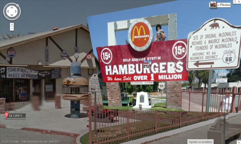 1er Mac Donald aux USA à San Bernardino (Californie) Sans_207