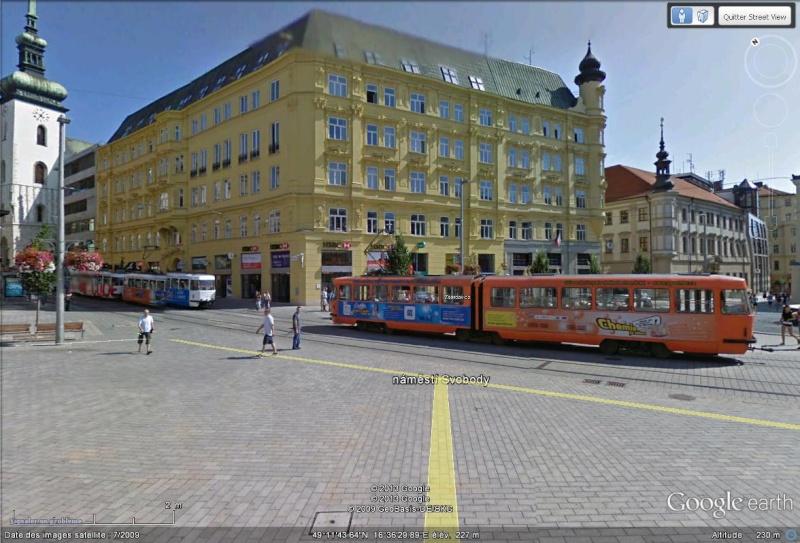 STREET VIEW : les tramways en action - Page 2 Sans_217