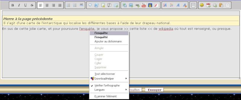 Le correcteur orthographique intégré : une autre raison d'utiliser FIREFOX Sans_222