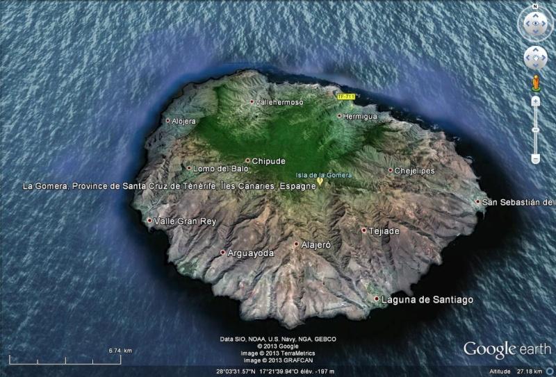 Le Silbo, la langue sifflée de Gomeira, Canaries - Espagne Sans_t69