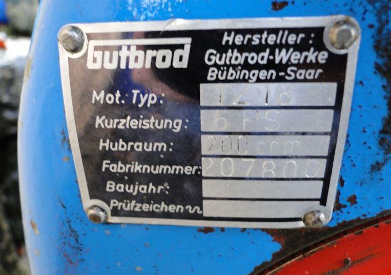 MOTOFAUCHEUSES GUTBROD Captu243