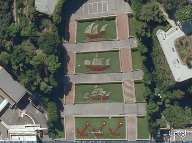 Bateaux, place de la victoire, Gênes - Italie Genes10