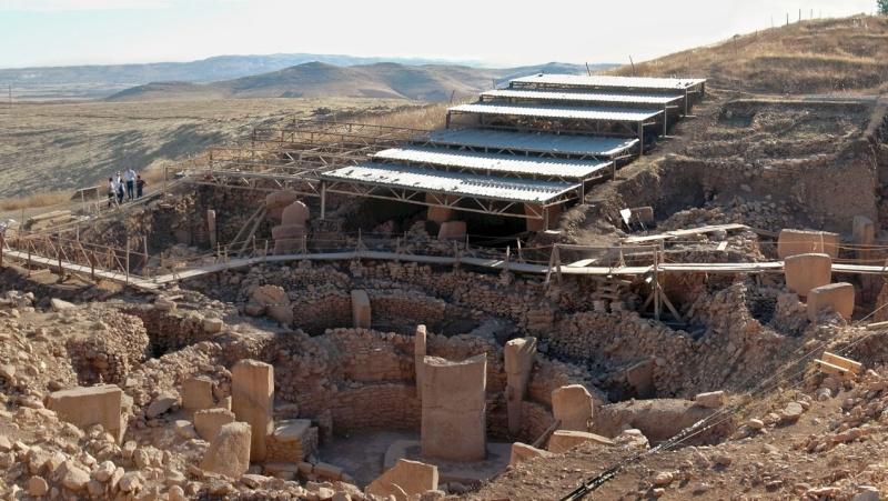 Site archéologique de Gobekli Tepe, Urfa - Turquie Gobekl11