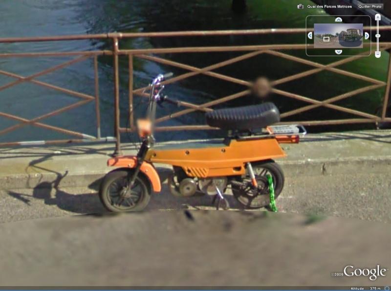 STREET VIEW : Motobécane Mobyx, Genève, Suisse Mobyx10