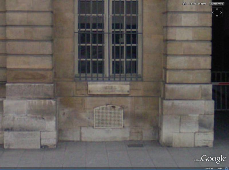 Mètre étalon, Paris Vendom10