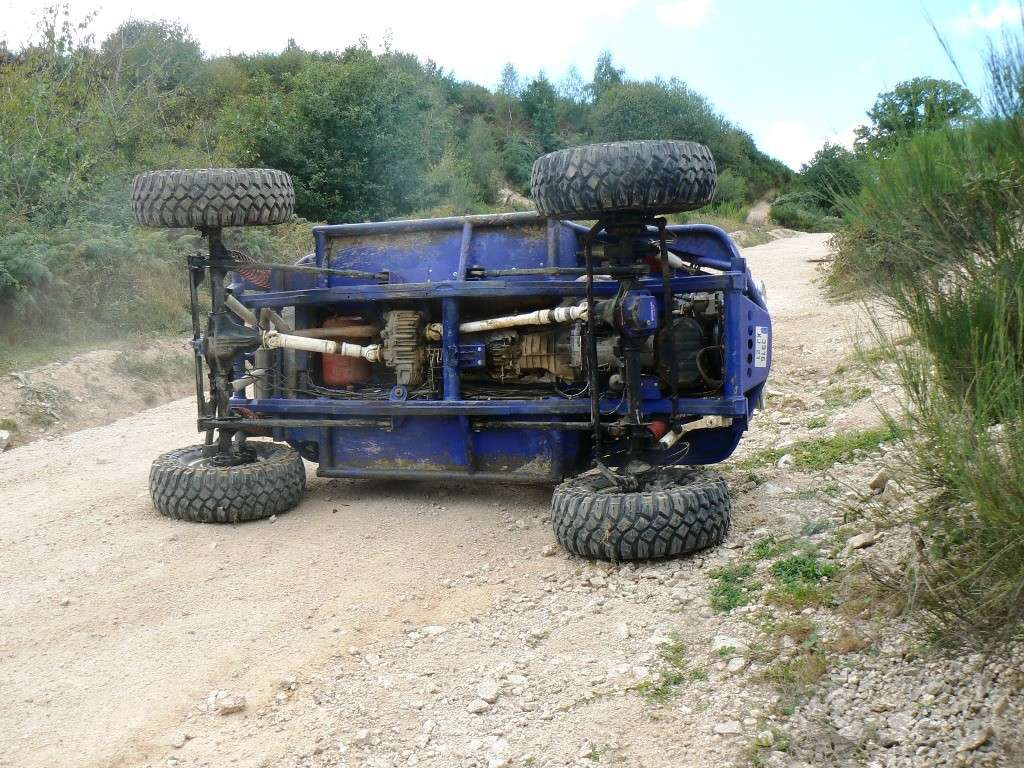 "Retour et photos rasso ""Pirates4x4"" Babas210"