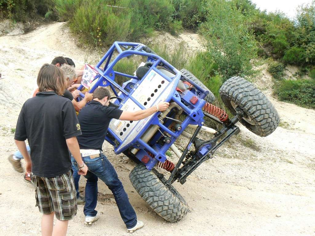 "Retour et photos rasso ""Pirates4x4"" Babas410"