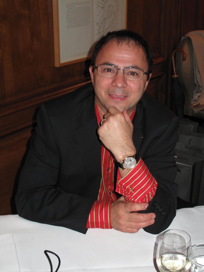 Diner Lange, la Zeitwerk enfin dévoilée. (Ajout photos salon du collectionneur 22/09/09) Img_1220