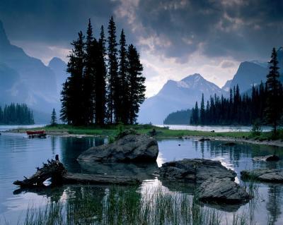 Le Lac de Cristal